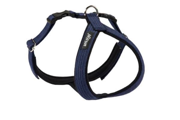 Product 1 AmiPlay Cotton GrandHarness Navy