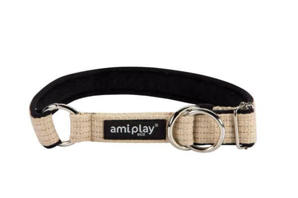 Product 1 AmiPlay Cotton HalfCheck Beige