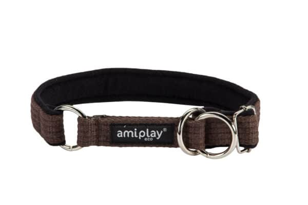 Product 1 AmiPlay Cotton HalfCheck Brown