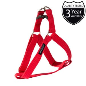 AmiPlay_Cotton_Harness_Red.jpg 3 AmiPlay Cotton Harness Red