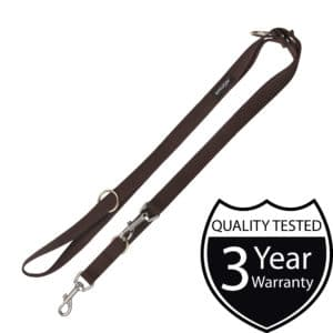 AmiPlay_Cotton_Leash_6in1_Brown.jpg 3 AmiPlay Cotton Leash 6in1 Brown