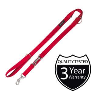 AmiPlay_Cotton_Leash_6in1_Red.jpg 3 AmiPlay Cotton Leash 6in1 Red