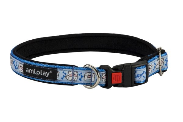 Product 1 AmiPlay Wink Collar Blue