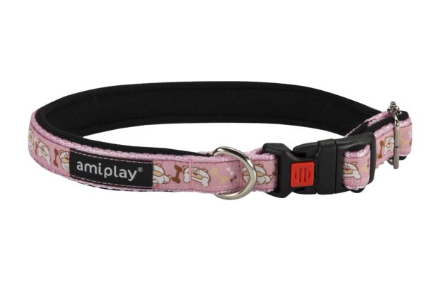 Product 1 AmiPlay Wink Collar Pink