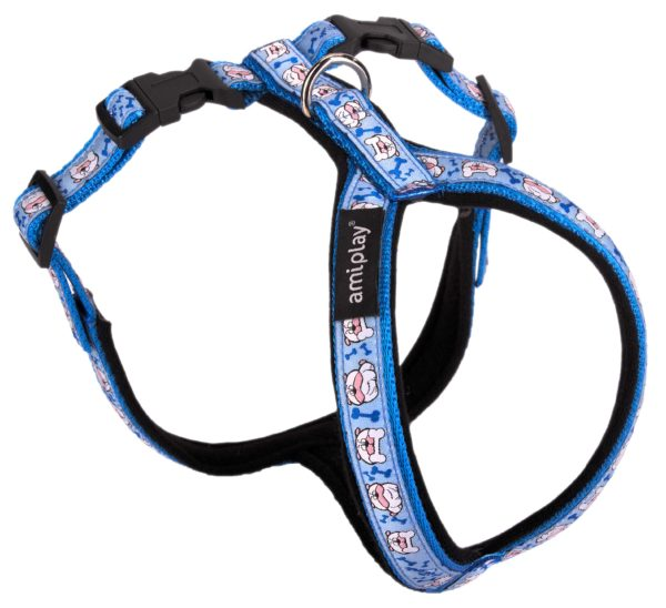 Product 1 AmiPlay Wink Harness Blue
