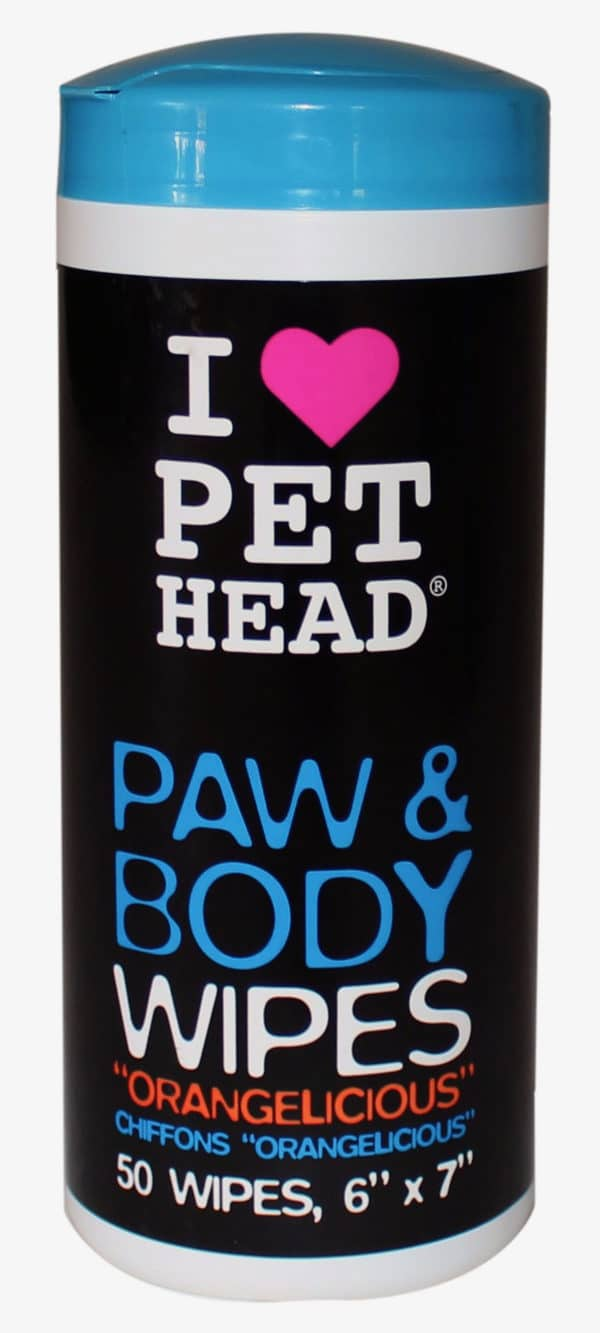 Product 1 CATPHW1 Pet Head Paw and Body Wipes