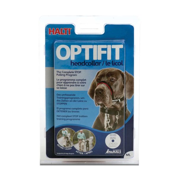 Product 1 COA Halti Optifit