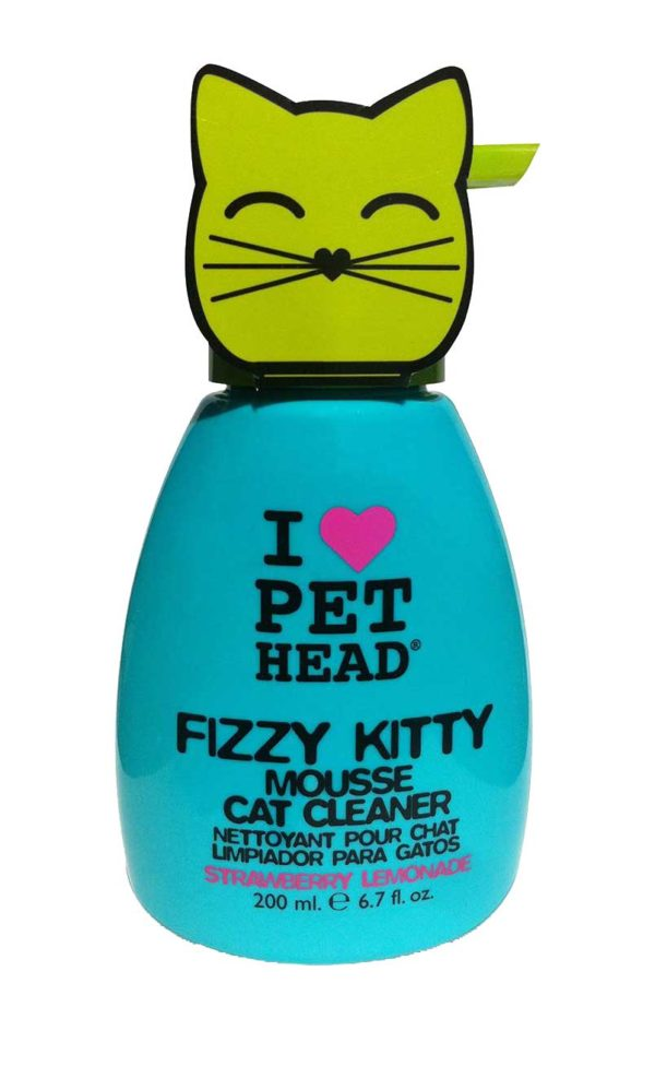 Product 1 COA Pet Head Fizzy Kitty Cleaner