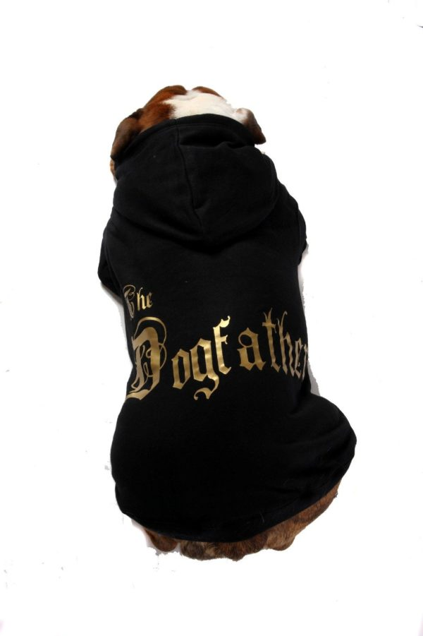 The Dogfather Hoodie 1 Dog20father20Hoody20on20dog5Bfullscreen5D