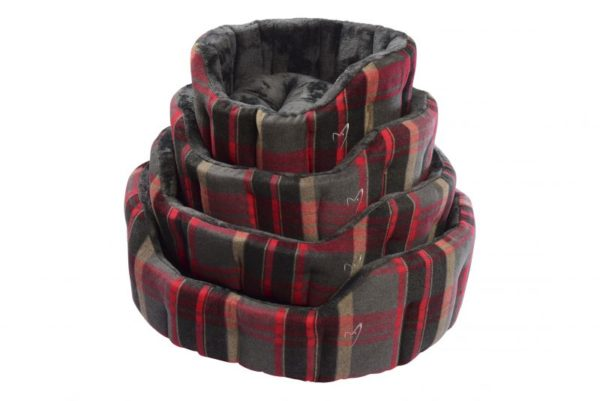 Product 1 GorPets Camden 02 Red Check Set