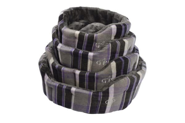 Product 1 GorPets Camden 45 Purple Check Set 1
