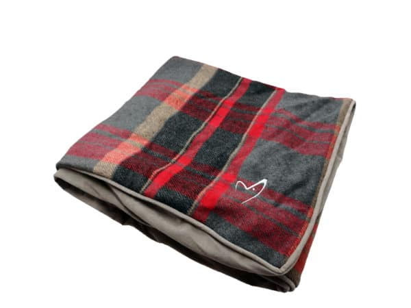 Product 1 GorPets Camden Sleeper Cover Red