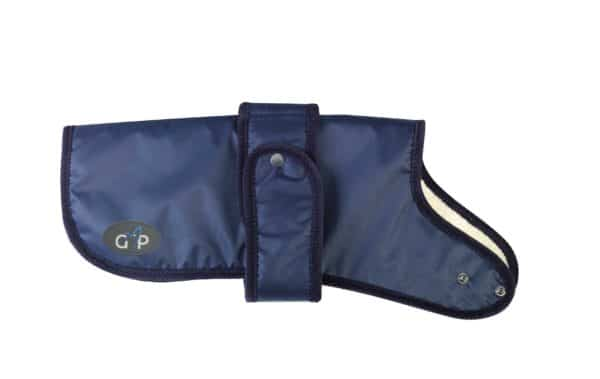 Product 1 GorPets Dog Jacket Navy Nylon 1