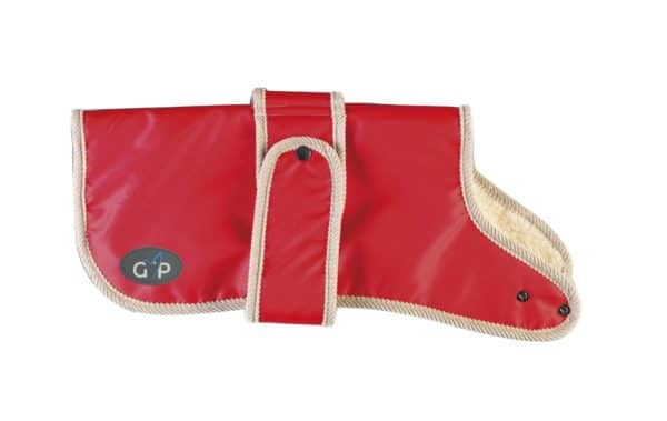 Product 1 GorPets Dog Jacket Red Nylon 1