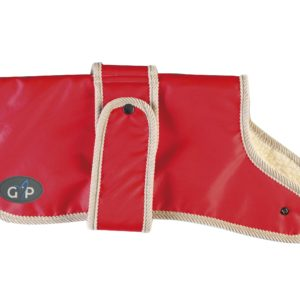 Home 12 GorPets Dog Jacket Red Nylon
