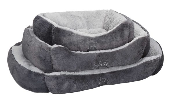 Product 1 GorPets Dream Bed Greystone Set 1