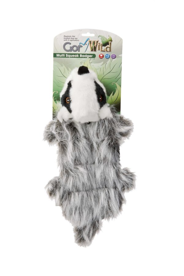 Product 1 GorPets GW26 GorWild MS Badger