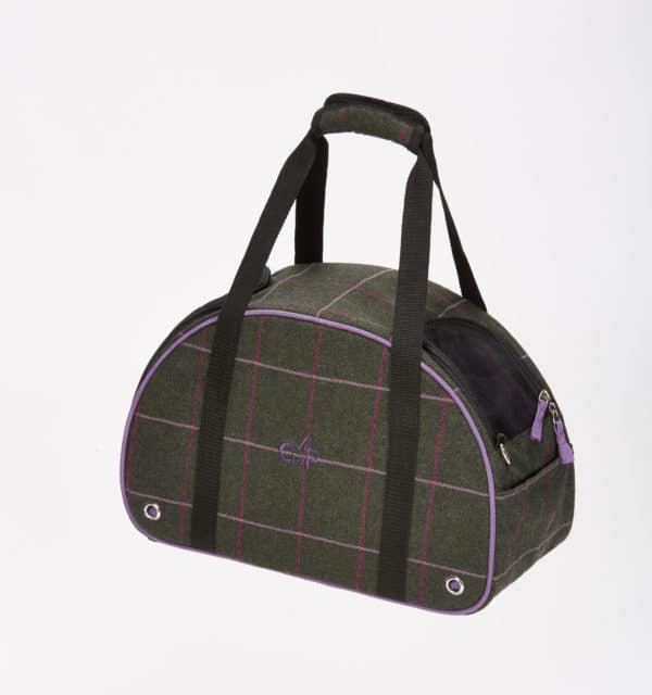 Product 1 GorPets Kensington Carrier Green