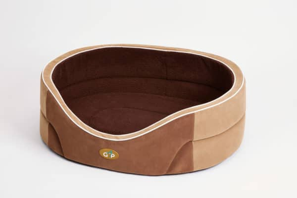 Product 1 GorPets Manhattan PremiumBed Brown Single