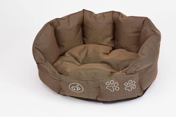 Product 1 GorPets Outdoor Bed Brown Single