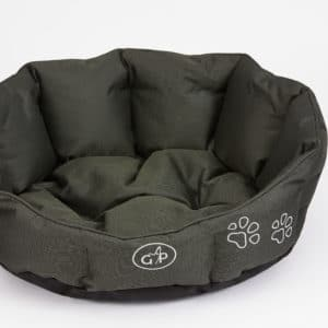 Home 12 GorPets Outdoor Bed Green Single