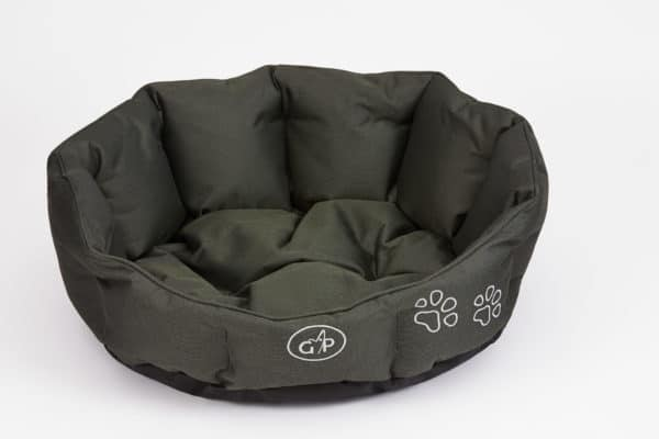 Product 1 GorPets Outdoor Bed Green Single