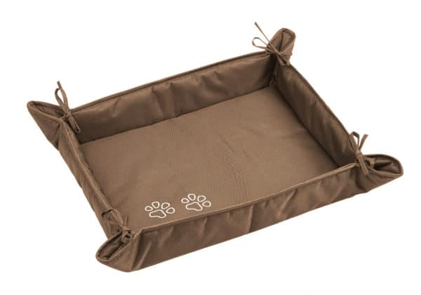 Product 1 GorPets Outdoor Mat Brown Folded Single