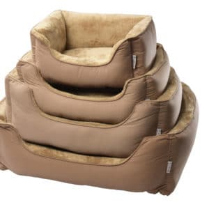 Ultima Bed - New Quality Dog Bed - (Set Of 4) Beige
