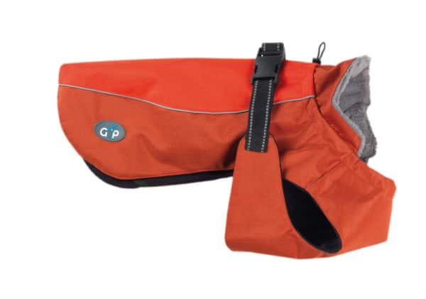 Active Jacket From The Outdoor Collection 1 Gor Pets Jacket Active Red