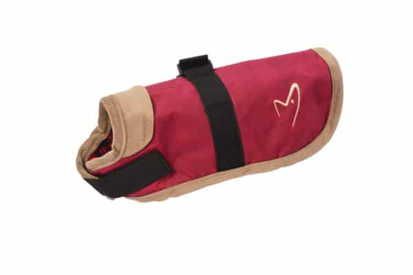 Product 1 Gorpets Wax Coat Red