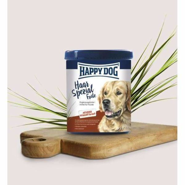 Happy Dog Hair Special Forte - Skin Care - 200 gr 1 Happy Dog Haarspecial forte spo