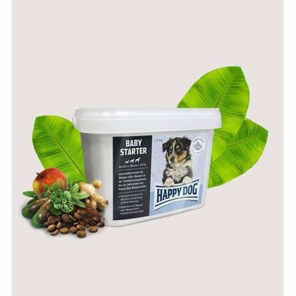 Happy Dog Baby Starter - 4 kg 1 Happy dog baby starter spo