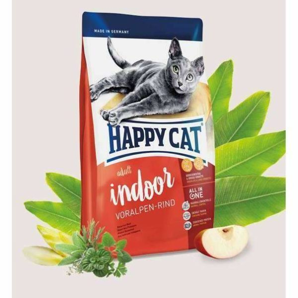Happy Cat Indoor Alpine Beef - 300 g 1 Happycat indoor beef 37949b1e b41c 4de6 8ec9 f47482e92bea spo