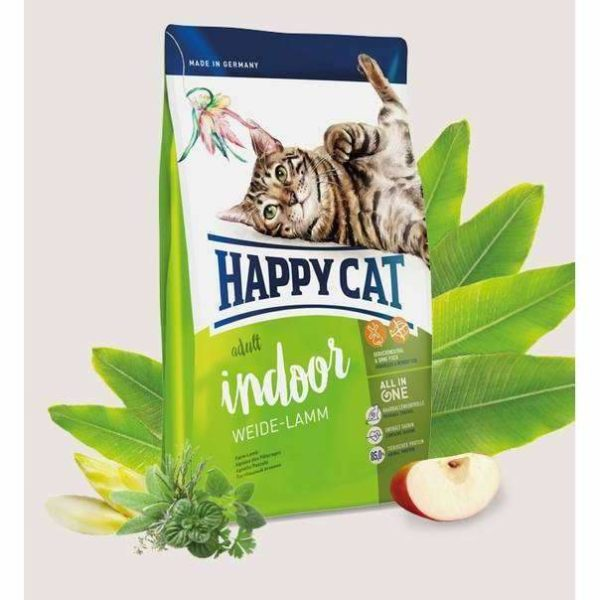 Happy Cat Indoor Farm Lamb - 4 kg 1 Happycat indoor lamb 91de6df8 696b 406f a324 66caca5ce224 spo