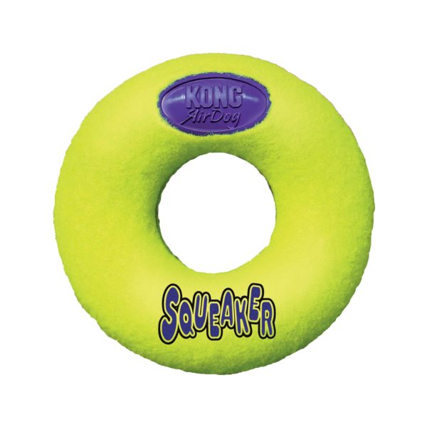Product 1 KONG AirSqueaker Donut 1