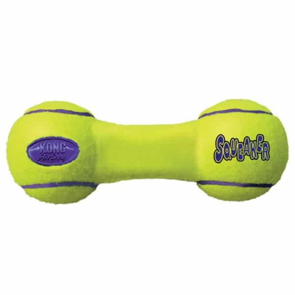 Product 1 KONG AirSqueaker Dumbbell 1