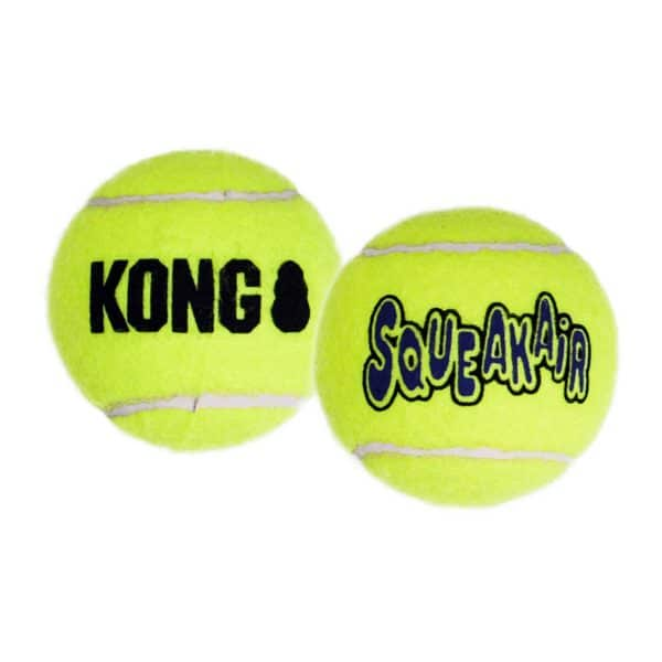 Product 1 KONG AirSqueaker Tennis Ball Bulk 1