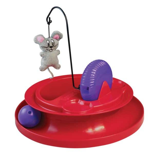 Product 1 KONG CA414 Cat Playground 1