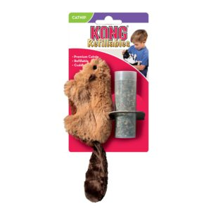 Home 50 KONG NB44 CatRefillable Beaver 1