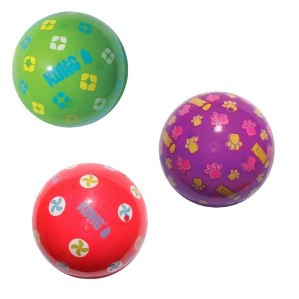 Product 1 KONG Xpressions Ball