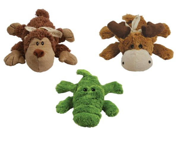 Product 1 KONG ZYN3 Cozies Naturals Small