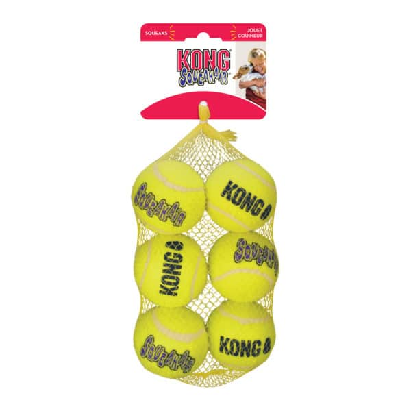 Product 1 Kong AST22 Tennis Ball 6Pak 1 scaled
