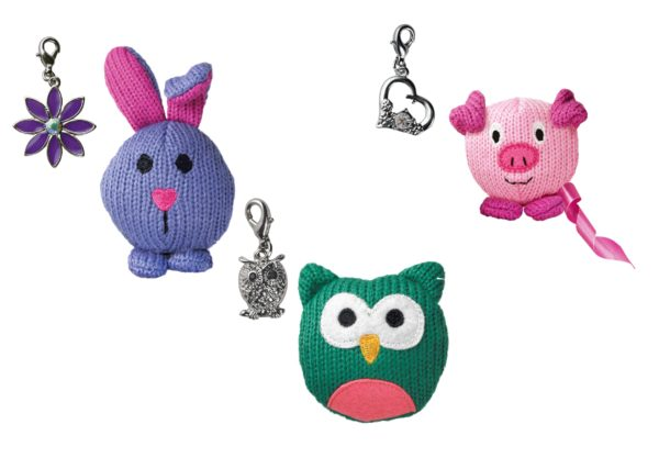 Product 1 Kong CA422 Charms Characters