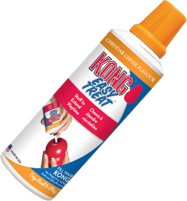 Product 1 Kong EasyTreat Cheddar Cheese
