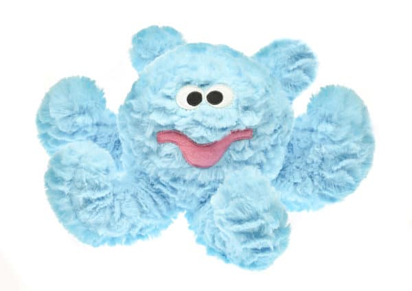 Product 1 Patchwork Pet PW 01006 Pastel Octopus 15in Front
