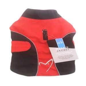 Home 74 Wrapid Jacket Red