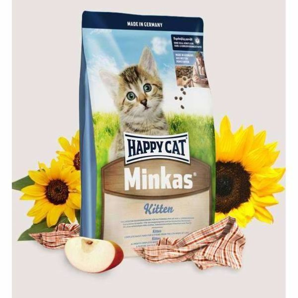 Happy Cat Minkas Kitten - 10 kg 1 minkas kitten spo