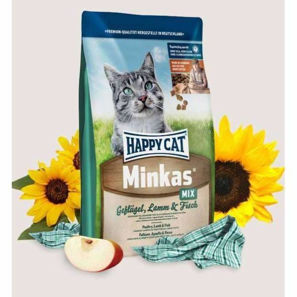 Happy Cat Minkas - Adult - Mix - 4 kg 1 minkas mix f4c62360 412f 4a01 b03c 8ff9e56a4db5 spo