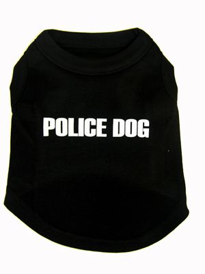 Police Dog T-Shirt - All Sizes Available 1 policetshirt5Bfullscreen5D