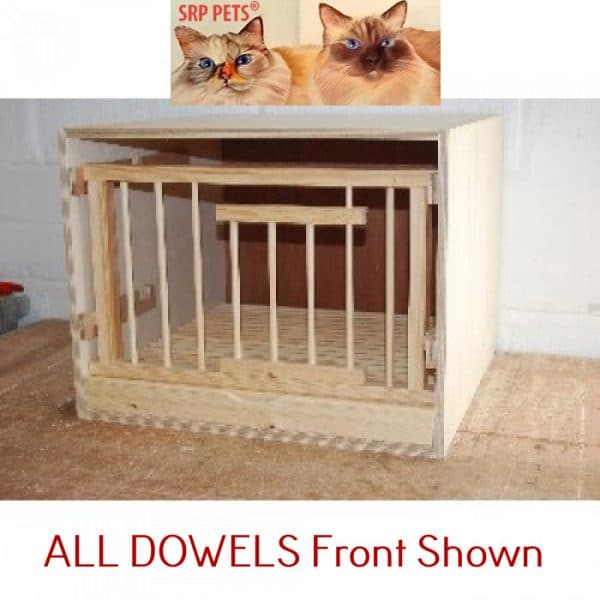 "SRP PETS® These Stunning Made To Measure All Purpose Nest Boxes - 2's 29.5"" High 6 NestBoxesEconomy7 2"